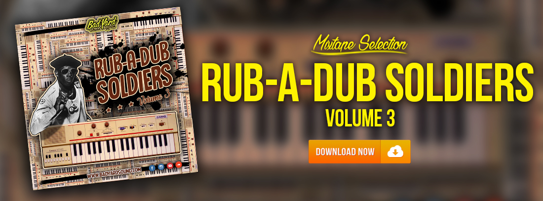 Rub-A-Dub Soldiers Vol 3